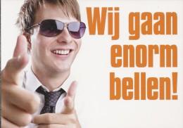 Boomerang Kaart - T-Mobile Relax 200. Wil Jij Ook Enorm Bellen. Voor Weinig? - Humor