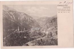 Aosta Champorcher Capoluogo Venendo Da Bard - Non Classificati