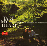 * LP *  BERT KAEMPFERT - TAKE MY HEART (England 1965 EX!!!) - Instrumentaal