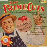 "* 10"" LP *  RSO PRIME CUTS -  CLAPTON / JACK BRUCE / BLUE / FREDDIE KING A.o. (UK 1974 Rare!) - Compilaties"