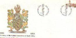 RSA 1983 Enveloppe Medical Ass. Mint # 1470 - South Africa (1961-...)