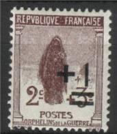 N° 162** - Unused Stamps