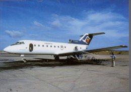 Aerei Yak-40 Airlines Oriental De Aviacion Aereo Avion Aircraft Aviation Yak 40 - 1946-....: Era Moderna