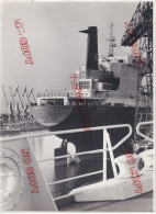 Pétrolier Magdala Compagnie Shell Saint Nazaire - Bateaux