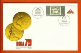 RSA 1979 Enveloppe DISA 79 Exhibition 553 Without  Address - Philatelic Exhibitions
