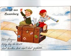 Carte Postale Ancienne De LUXEMBOURG - Cartes Postales