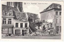 Poperinge, zuidkant groote markt (pk18916)