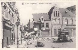 Poperinge, oostkant groote markt (pk18919)