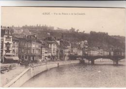 Liège Vue Du Fleuve Et De La Citadelle (pk18934) - Liege