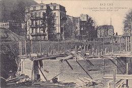 Bad Ems - Die Neugefasste Quelle An Der Wilhelmsallee 1906 - Bad Ems