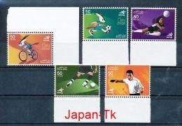 QATAR Mi.Nr. 1305-1309 Asienspiele, Doha -MNH - Qatar