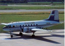 Aerei Ilyushin IL-14TM Rossija Airlines IL.14 Aereo Avion Aircraft Aviation IL14 - 1946-....: Ere Moderne