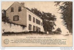 WATERLOO ..-- NAPOLEON ..-- Ferme Du Caillou . 1922 Vers NIVELLES . CACHET SPECIAL . Voir Verso . - Waterloo