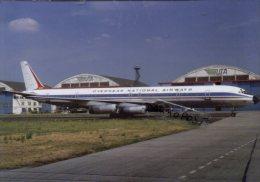 Aerei DC 8-63CF Air ONA Overseas National Airlines Aereo DC 8 Avion Aircraft Aviation DC.8 - 1946-....: Moderne