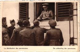4 Cartes Postales PUBlicitaire Réclame  Chocolade Martougin   Choclate ANVERS   Belgisch Leger Te Velde - Chocolate