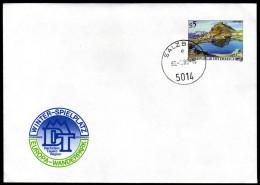 ÖSTERREICH 1987 - Klafferkessel / Europa Wanderpark / Dachstein Tauern Region - Ganzsache - Sonstige