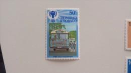 FREE BUS TRANSPORT Children Child Kinder Youth Year 1979 MEDICINE Medizin MEDICINA Médecine NEW Mnh ** - Bus