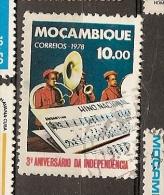 Mozambique (D65) - Mozambico