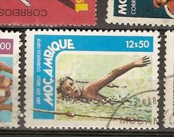 Mozambique (D69) - Mozambico