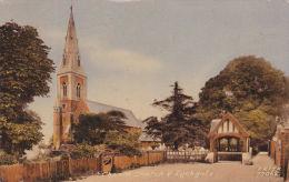 CHEAM CHURCH @ LYCHGATE - Surrey