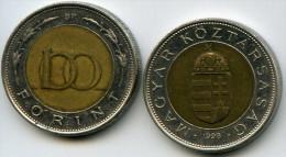 Hongrie Hungary 100 Forint 1998 KM 721 - Hongrie