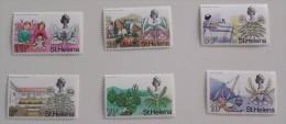 ST HELENA - 1968 Definitives S. Elena NEW Mnh ** - Isola Di Sant'Elena