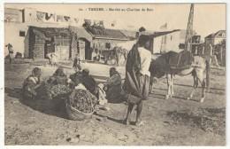 TANGER - Marché Au Charbon De Bois - Tanger