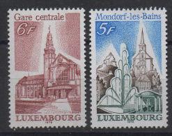 LUSSEMBURGO / LUXEMBOURG  1979  Turistica  MNH - Luxembourg
