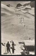 TRÜBSEE-JOCHPASS NW Skilift Engelberg 1949 - NW Nidwald
