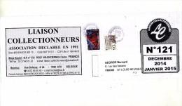 Fragment De Revue Cachet Valenciennes Sur Feu Pre-oblitere Abus - Storia Postale