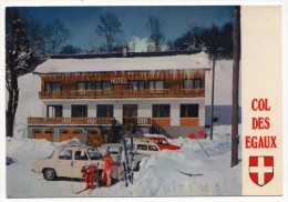 73 - CORBEL - HOTEL DU COL DES EGAUX - Autres Communes