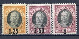 SAN MARINO 1927 -TIPI ONOFRI  SOPRASTAMPATI S.25 MNH** - Unused Stamps