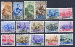 SAN MARINO 1949 -PAESAGGI    S.66 MNH** - Neufs