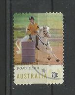 Australien 2014 Mi.Nr. 4154 , Australia Horses - Self-adhesive - Gestempelt / Used / (o) - - 2010-... Elizabeth II
