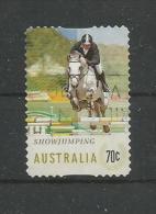 Australien 2014 Mi.Nr. 4152 ,  Australia Horses - Self-adhesive - Gestempelt / Used / (o) - - Usati