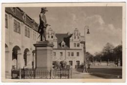 """Allemagne- DESSAU- Der """" Alte Dessauer"""" Auf Dem Grossen Markt - CPA - Dessau"""