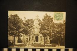 CP, 14, HOULGATE La Mairie N° 46 Voyagé En 1905 - Houlgate