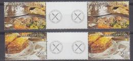 Europa Cept 2005 Bosnia/Herzegovina Sarajevo 2v 2 Gutter  (with Logo In Gutter) ** Mnh (21961) - 2005