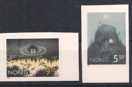 Norway Norge 2003 Fairytail - Forest Troll And Nix  Mi  1463-1464  MNH(**) - Unused Stamps