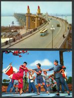 China Esperanto Postcards X 5 - China