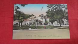 California> Santa Barbara   Hand Colored-----1842
