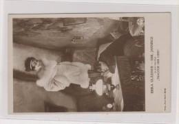 ERIKA GLASSNER EMIL JANNINGS Nice Postcard - Schauspieler
