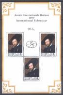 Belgique Bloc-feuillet YT N°52 Pierre Paul Rubens Neuf ** - Blokken 1962-....