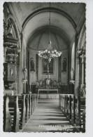 Epauvillers. Jura Bernois Intérieur De L'Eglise, 1960. Kleinformat - JU Jura