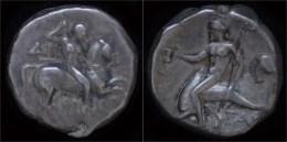 Calabria Tarentum AR Nomos - Greek