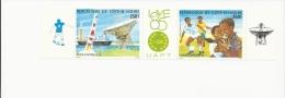 Ivory Coast  1985 Philexafrique Set MNH Cv £7 In 2010 - Ivory Coast (1960-...)