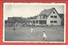 C.P.M. Middelkerke - Joueurs De Tennis - Autres