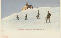 Observatoire Et Sommet Du  Mont Blanc - Chamonix-Mont-Blanc