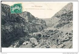 11 GRAU DE PADERN CANTON DE TUCHAN LA FORGE CPA BON ETAT - France