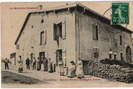 Carte Postale Ancienne De DAMELEVIERES - Other Municipalities